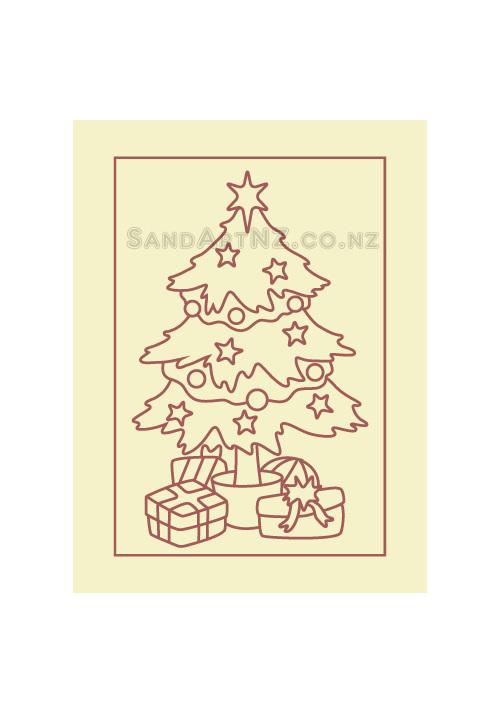 SandART NZ - Christmas Cards, Christmas Tree, Postcards, gifts