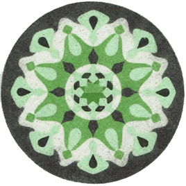 MM01 - Mini Mandala Expansive star