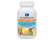 Sanderson Ester-Plex Vitamin C 600mg 5 Fruits 220
