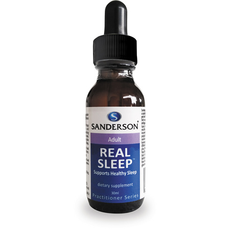 Sanderson Real Sleep Adult - 30Ml Dropper Bottle