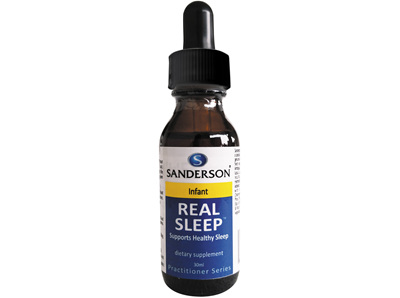 Sanderson Real Sleep Infant - 30Ml Dropper Bottle