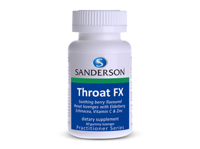 Sanderson Throat FX - 60 Loz