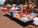 Santa Float 2017 Parade