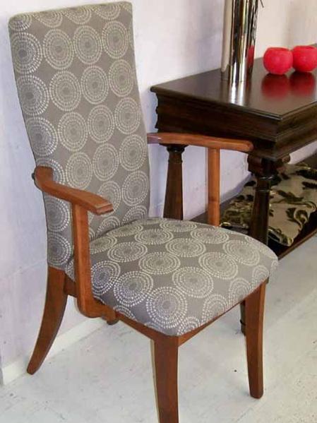 Santos Carver Chair