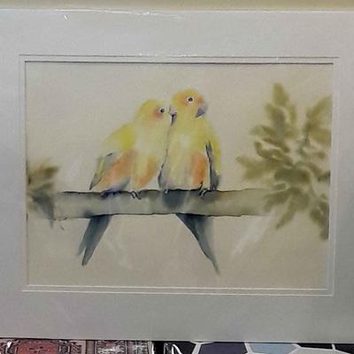 Sarah De Geest Love Birds Series I