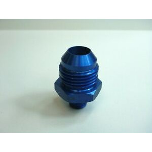 SARD Fuel Regulator Adapter Straight AN#8-NPT1/8 - 69023 SRB05