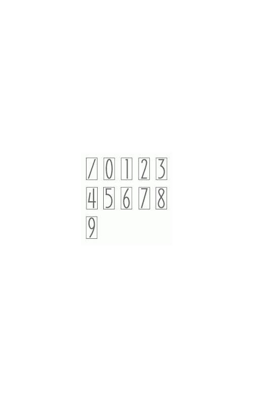 Satin Aluminium Designer Type Numbers
