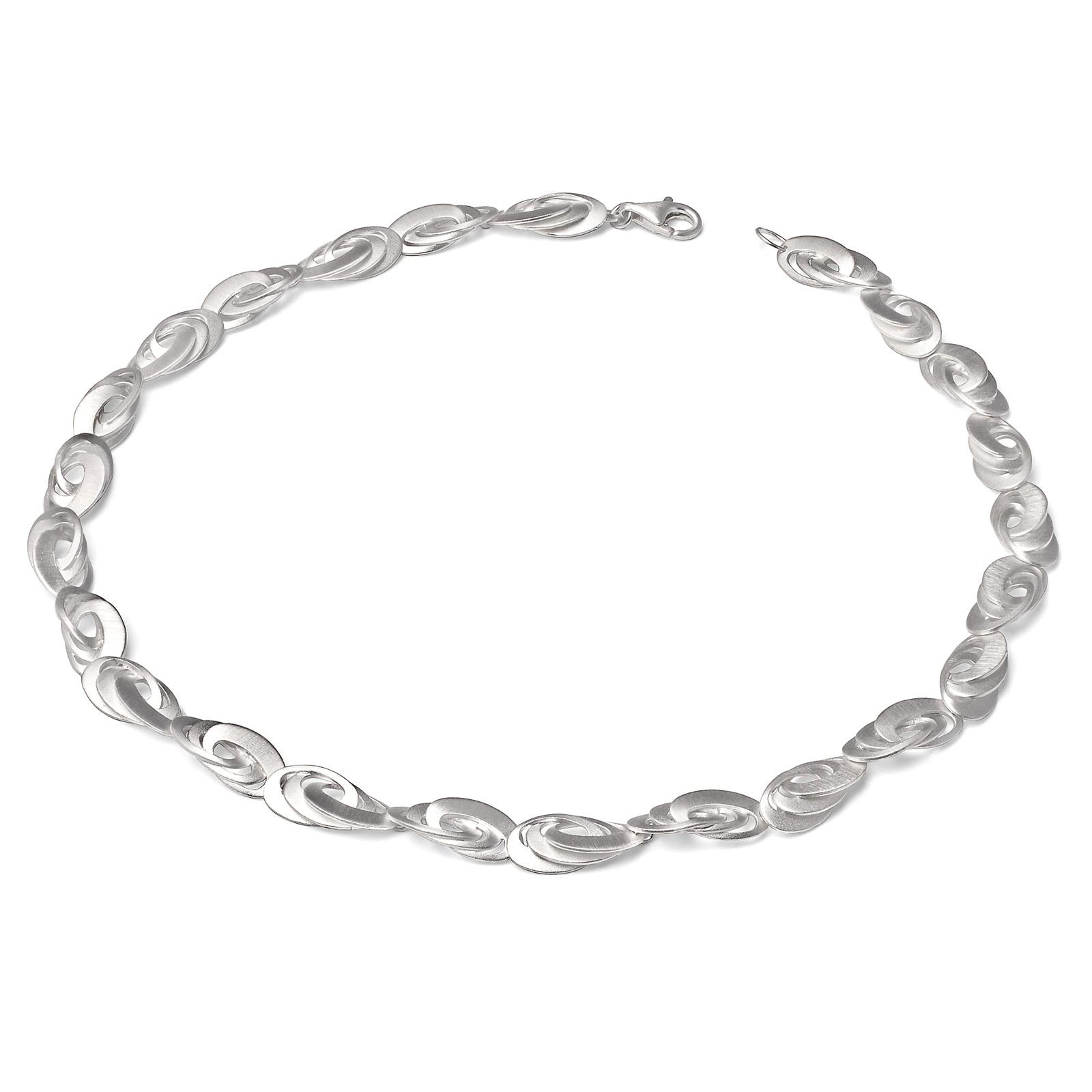 saturn necklace