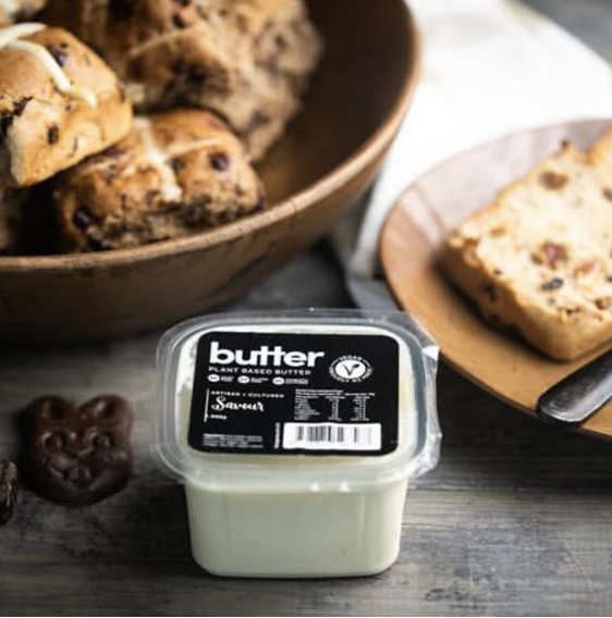 Savour Cultured Vegan Butter
