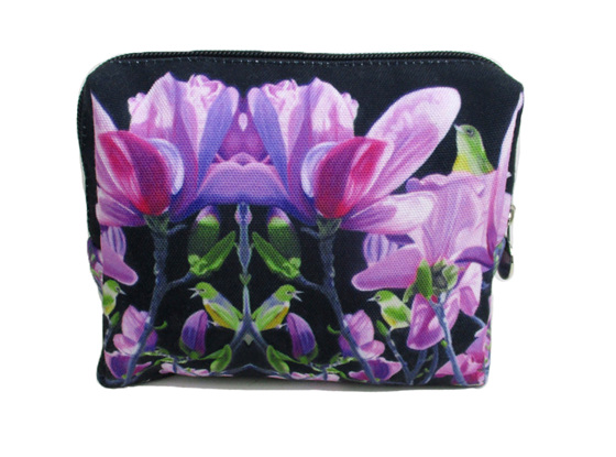 SB1102 Magnolia Cosmetic Bag