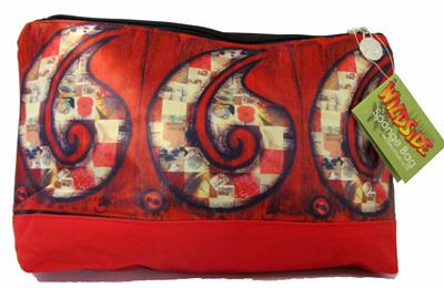 SB501 Sponge Bag Red Hei Matau
