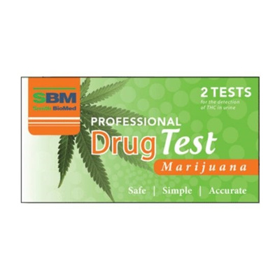 SBM marijuana drug test - 2 tests