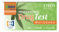SBM Marijuana Test 5pk