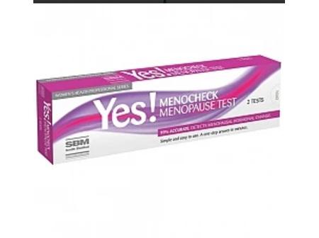 SBM Yes Menopause Test 2pk