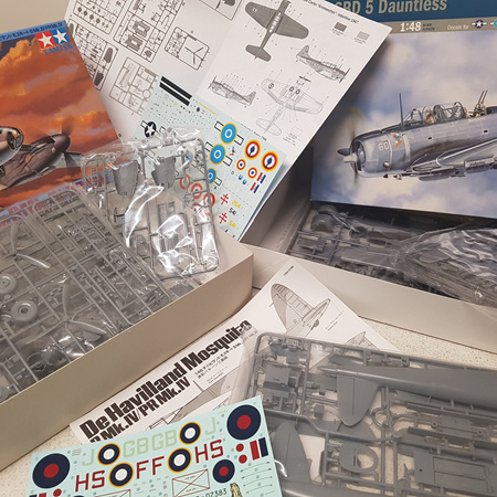 Scale Plastic Model Kits