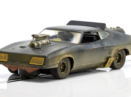"Scalextric C3983 Version 2 Ford XB Falcon 1976 ""street"" (Mad Max)"
