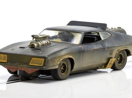 """Scalextric C3983 Version 2 Ford XB Falcon 1976 """"street"""" (Mad Max)"""