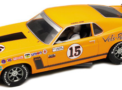 "Scalextric Sport 1/32 70 Ford Mustang LTD ED ""Parnelli Jones"""