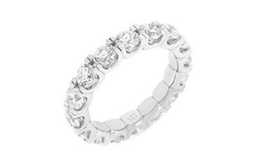 Full Diamond Eternity Ring 3.20ct-4.00ct