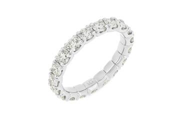 Full Diamond Eternity Ring 1.90ct-2.10ct