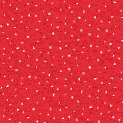 Scandi Star Red
