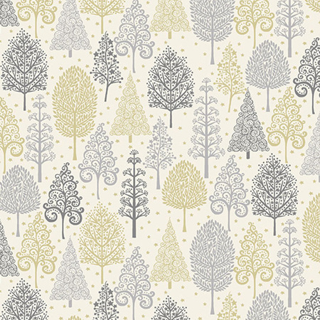 Scandi Winter Forest Slate TP-2356-3