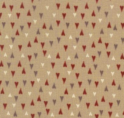 Scandinavian Christmas II Hearts 706911-12