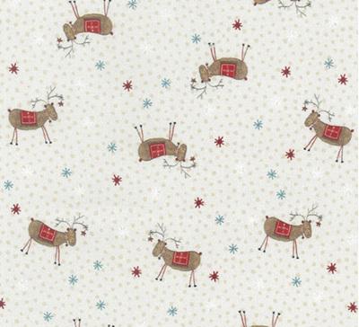 Scandinavian Christmas II Reindeer 706909-10