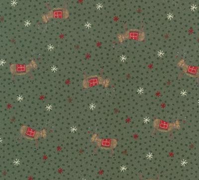 Scandinavian Christmas II Reindeer 706909-60