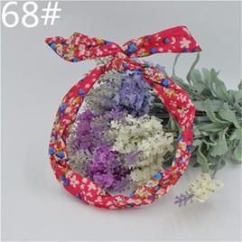 Scarf Headband - Floral No. 68