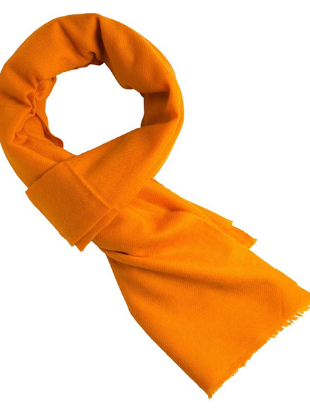 Scarf - Only Orange
