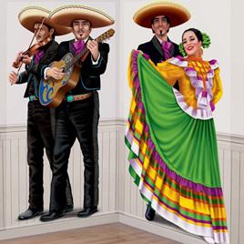 Scene Setter Dancers & Mariachi
