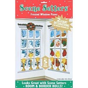 Scene Setter - Frosted Window Pane