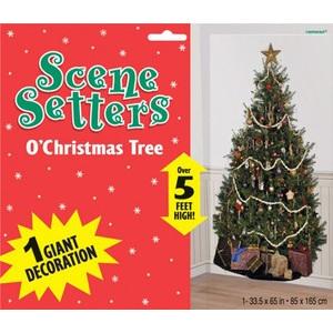Scene Setter - O Christmas Tree