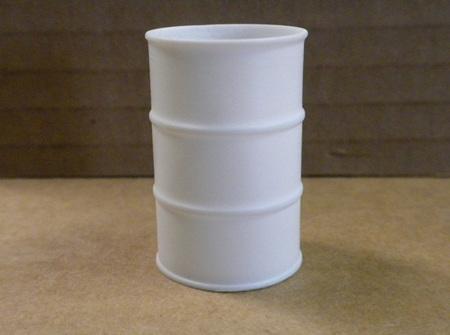 Scenes Unlimited D04 OpenTop 55 Gallon Barrel