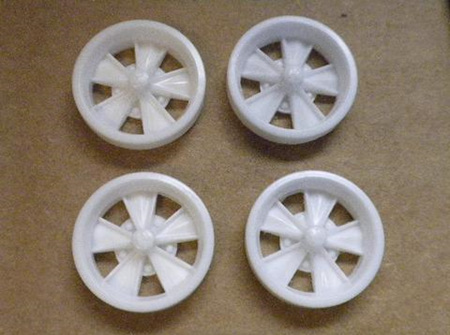 Scenes Unlimited M08 Hurst (MPC) Mag Wheels