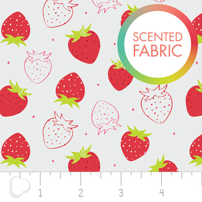 Scented Strawberries