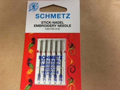 Schmetz Embroidery