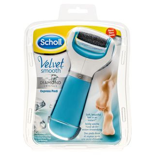 SCHOLL VE Pedi Electronic Foot File