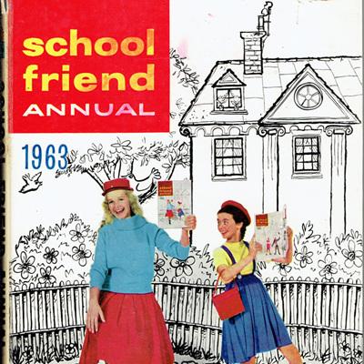 School Friend Annuals