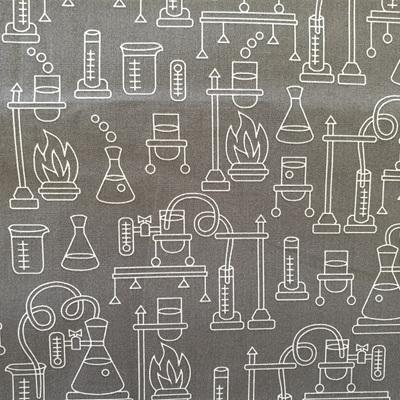 Science Fair - Laboratory Grey