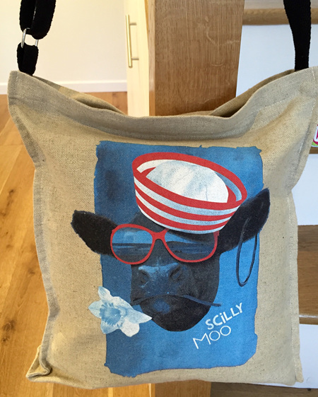 Scilly Moo Bag