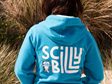 Scilly Sea Hoodie
