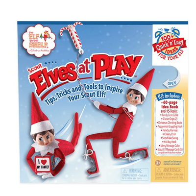 SCOUT ELVES AT PLAY