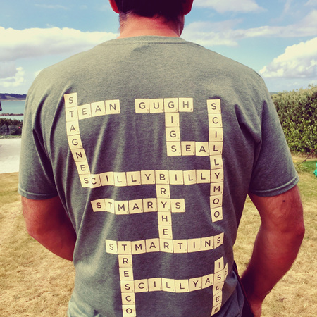 Scrabble Tees - Scillonian Word Play