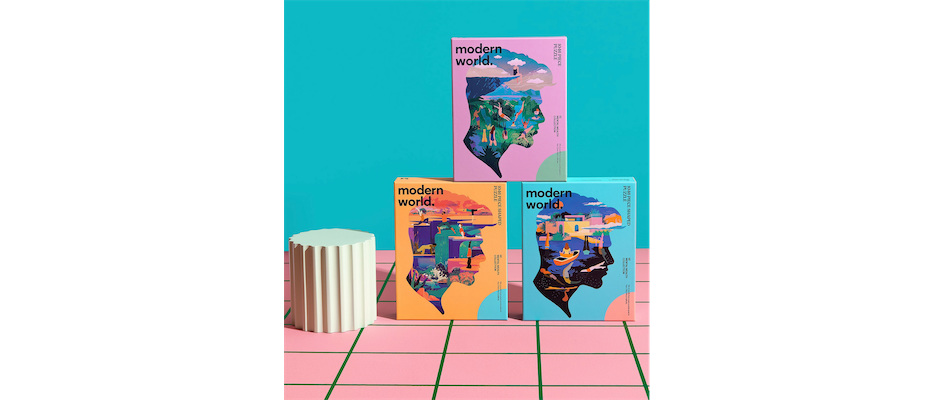 Modern World Jigsaw Puzzles  - Click image for more information