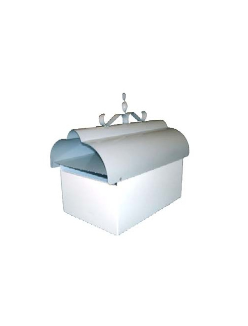Scroll Top Letterbox