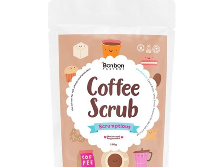 Scrumptious Coffee Scrub
