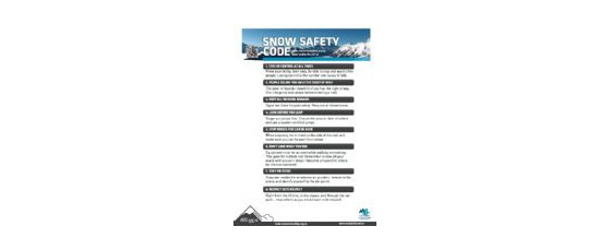 SCS - Snow Code Safety