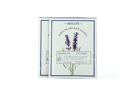 SCULLY Lavender 2 small Sachets Pk